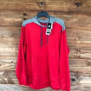 Men's adidas hoodie sz XL